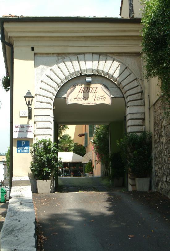 Hotel Antica Villa