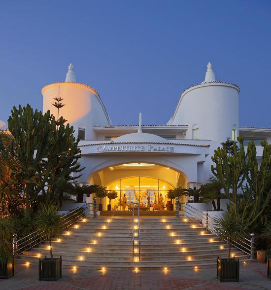 L' Amphitrite Palace Resort & Spa (Hotel) , Skhirat (Morocco) deals