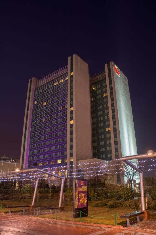 크라운 플라자 호텔 앙카라