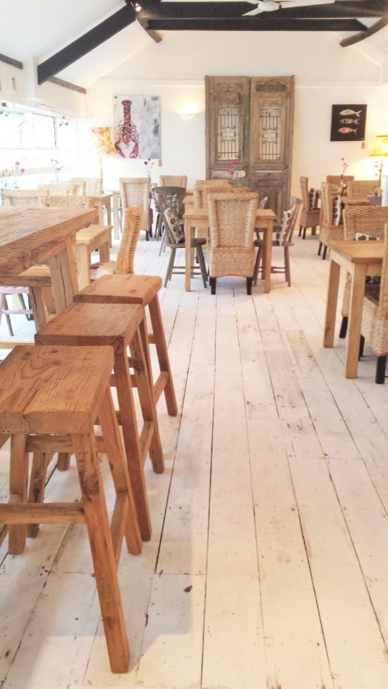 Grosvenor Tea Room Sidmouth