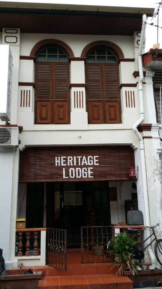 Heritage Lodge