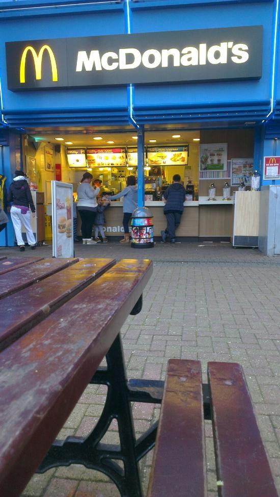 Cheap Book Rentals >> McDonald's Restaurants, Skegness - Restaurant Reviews ...