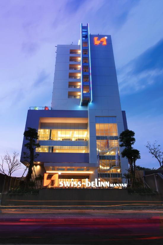 Swiss Belinn Manyar Surabaya Indonesia
