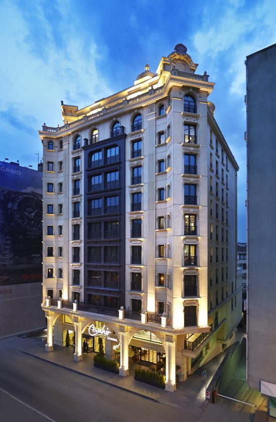 Biz cevahir hotel istanbul turquie voir les tarifs et for Tarifs hotel