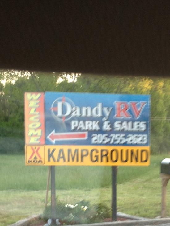 KOA Clanton / I-65S / Dandy RV