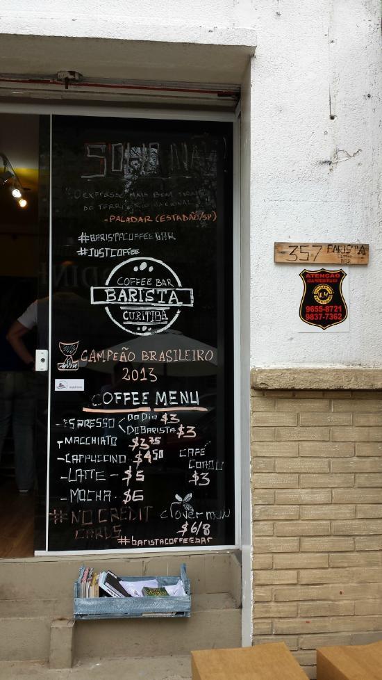 Barista Coffee Bar Curitiba Restaurant Reviews Phone Number Photos Tripadvisor