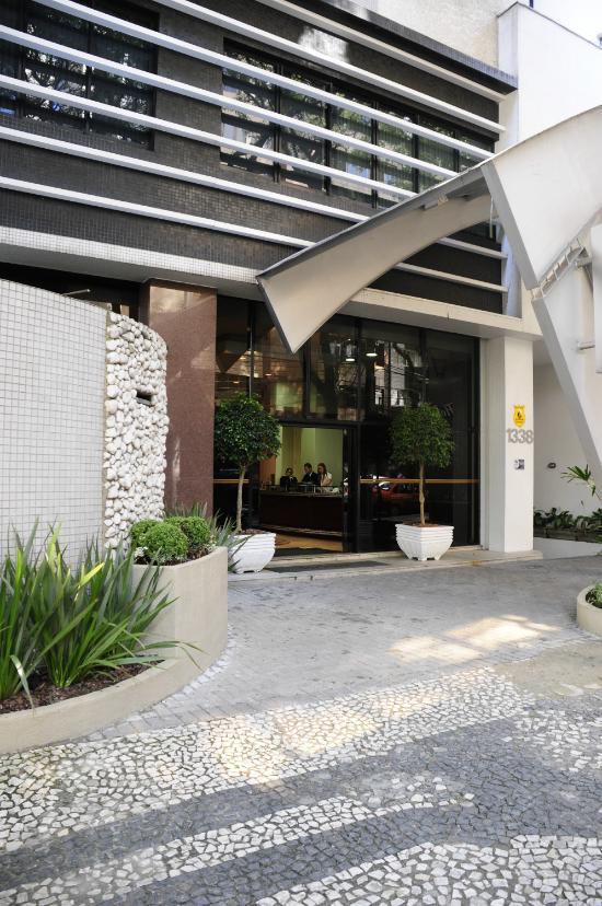 Slaviero Suites Curitiba Soho
