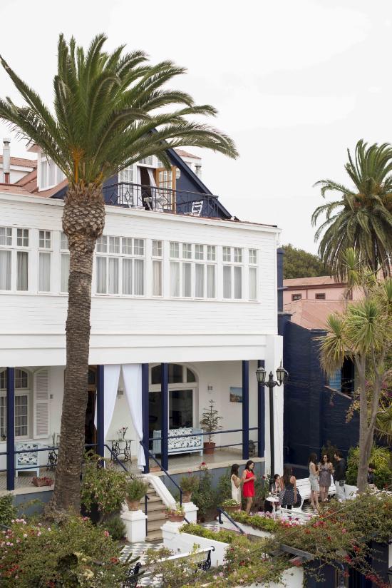 Hotel Casa Thomas Somerscales
