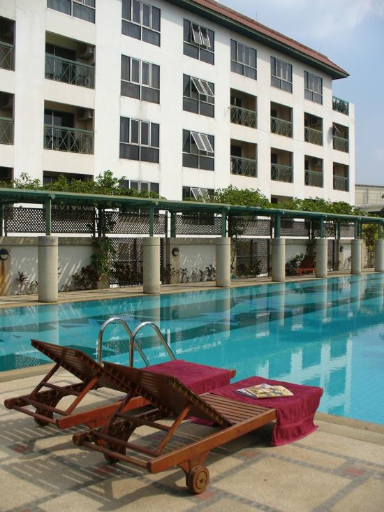 The Ravipha Residential and Serviced Apartments