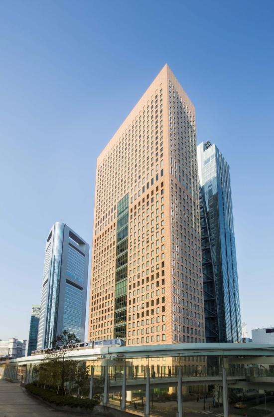 Shinbashi and Shiodome / Tokyo Metropolis / Japan travel guide