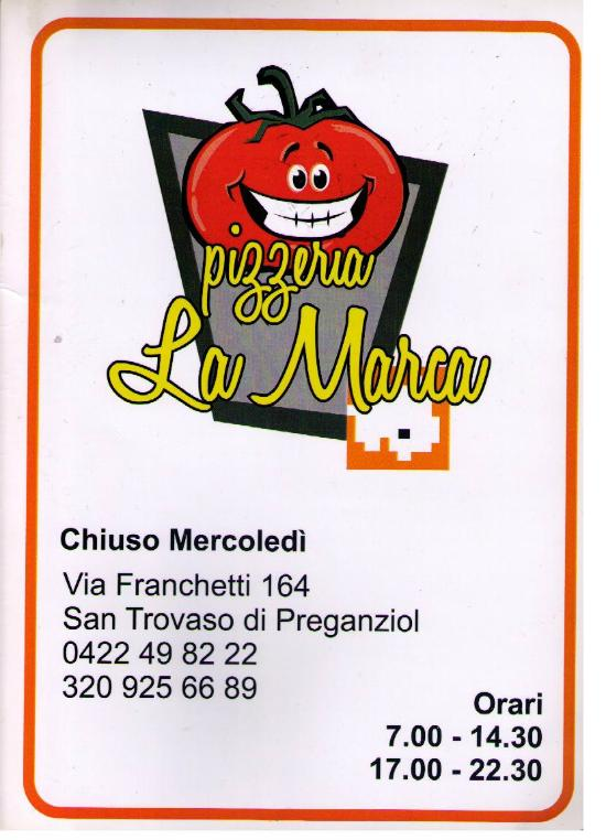 Pizzeria La Marca