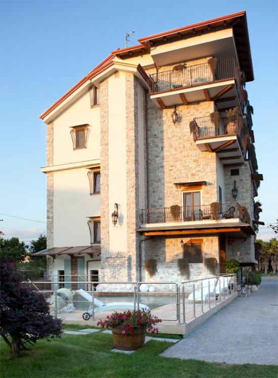 Hotel Villa Clementina Scafati