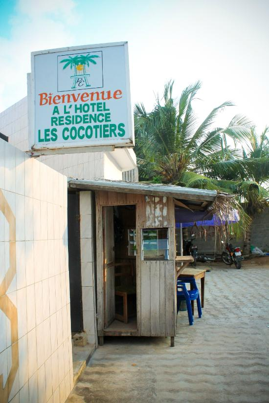 Hotel Residence les Cocotiers