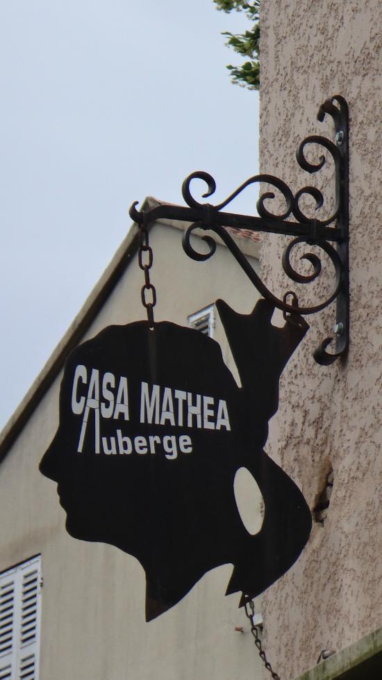 Auberge Casa Mathea