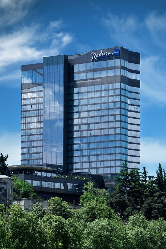 Radisson Blu Iveria Hotel, Tbilisi