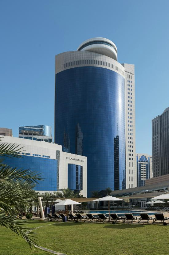 Le Royal Meridien Abu Dhabi From 64 Updated 2017 Hotel