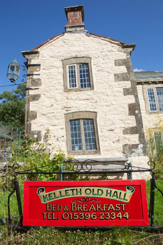 Kelleth Old Hall