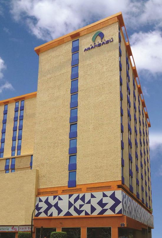 Hotel Aranzazu Centro Historico