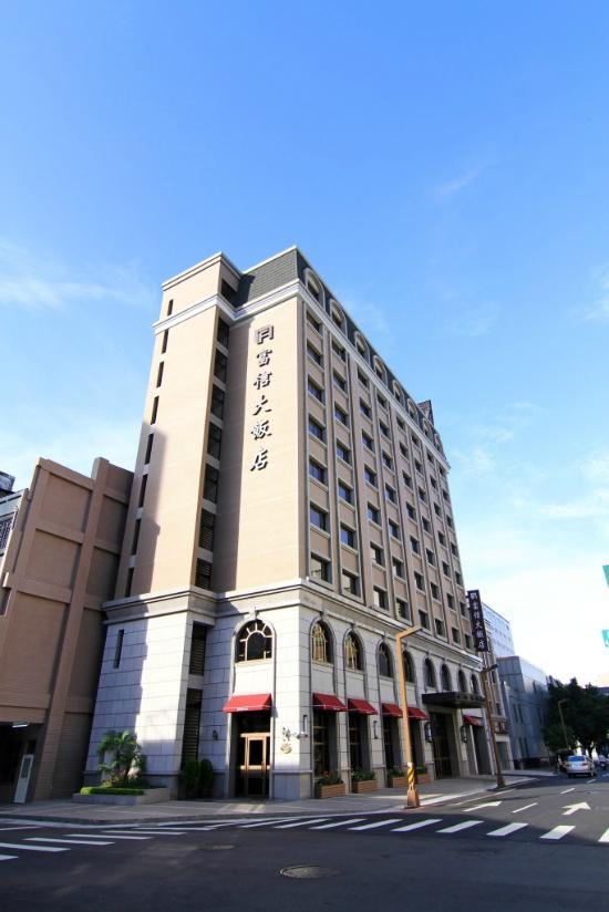 富信大飯店台中店
