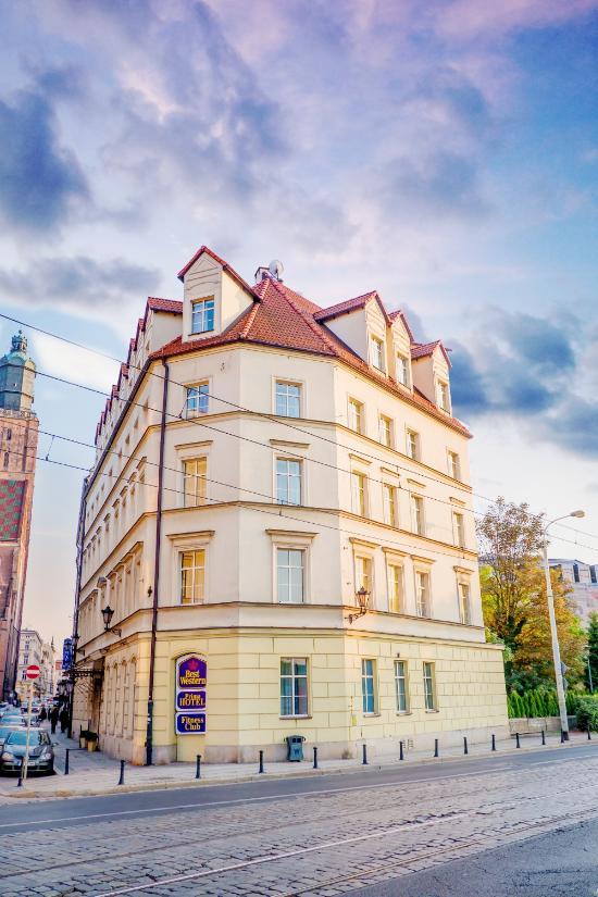 弗羅茨瓦夫貝斯特韋斯特普瑞瑪酒店