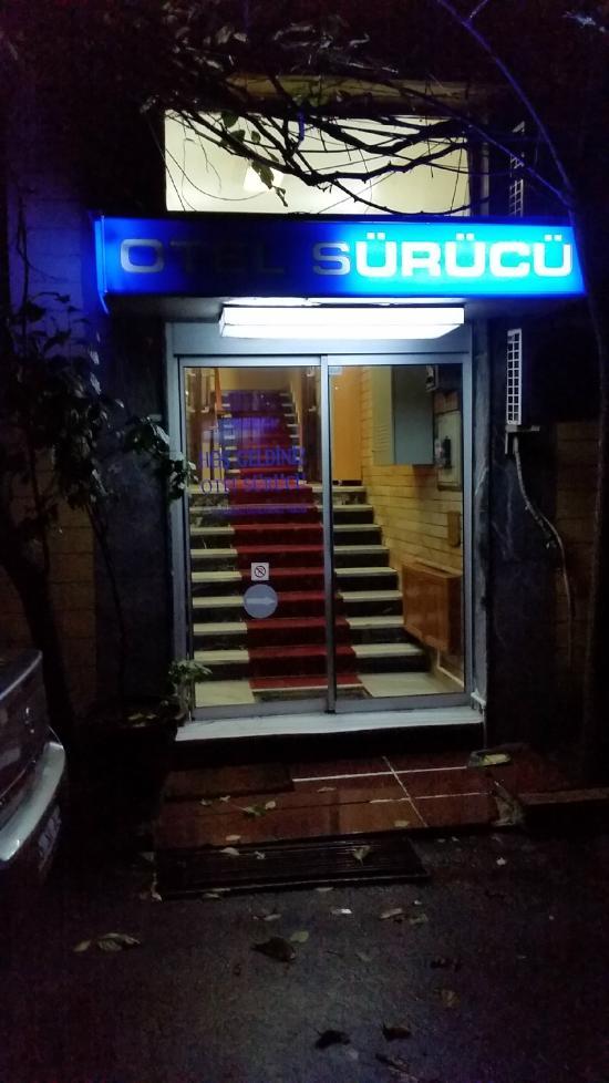 Otel Surucu