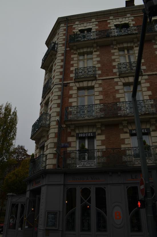 Hotel De La Tour d'Auvergne