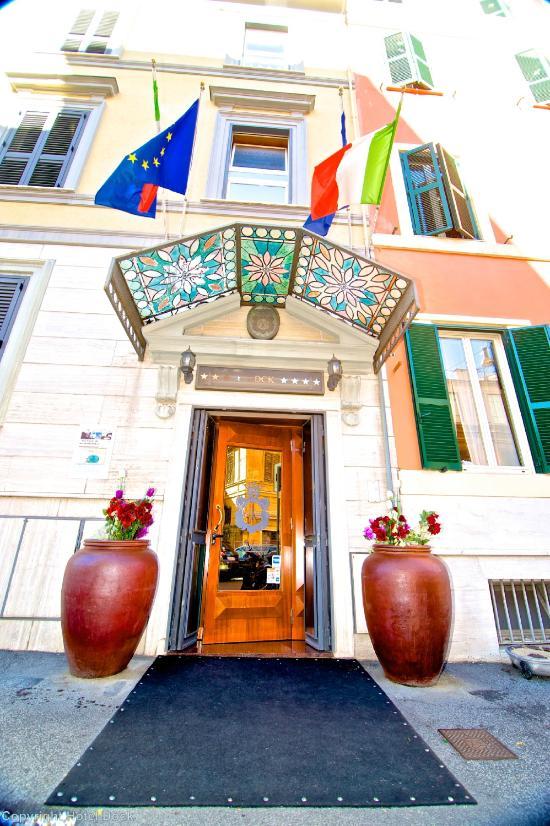 호텔 독 스위트 로마