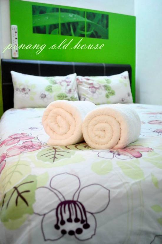 Penang Old House Homestay(B&B)