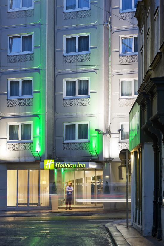 Holiday inn vienna city austria hotel reviews for Tripadvisor vienna