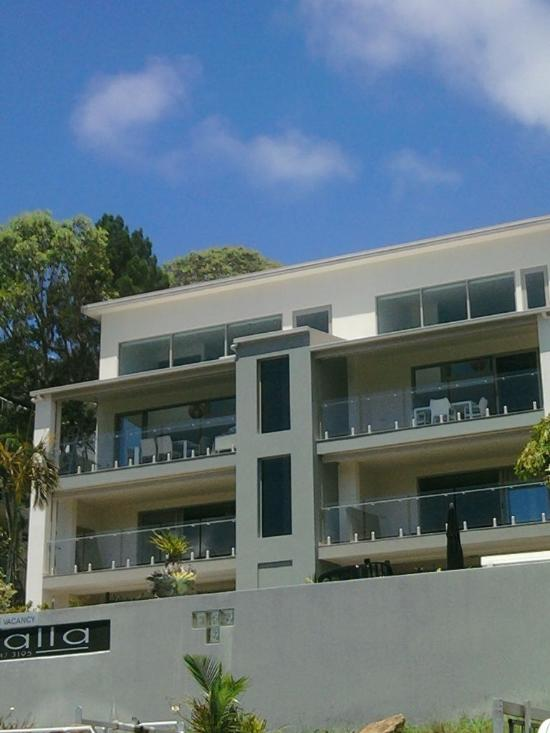 Taralla Apartments