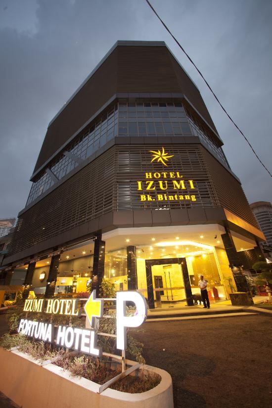Izumi hotel bukit bintang from 29 updated 2017 reviews for Design hotel bintang 3