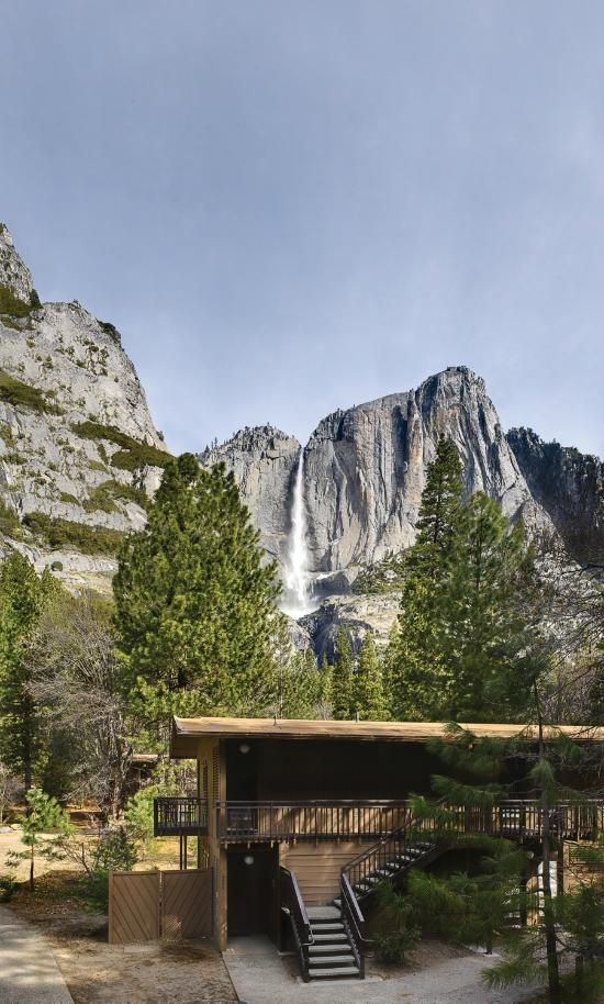 Housekeeping camp updated 2017 campground reviews for Cabins in yosemite valley