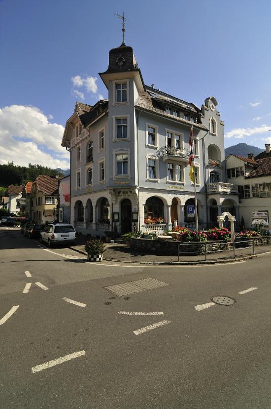 Hotel Loetschberg