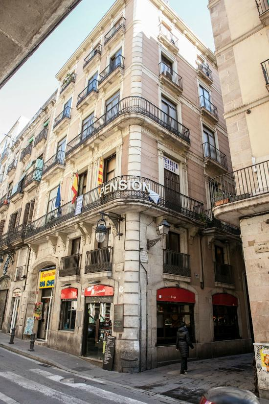 Pension Segre Hotel Barcelona