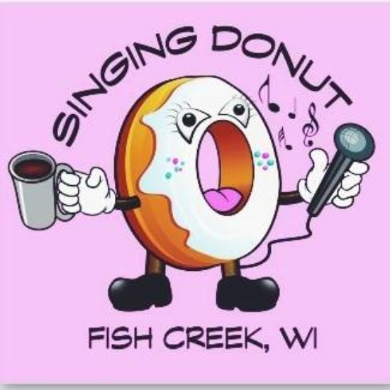 Singing donut fish creek restaurant reviews phone for Fish creek restaurants