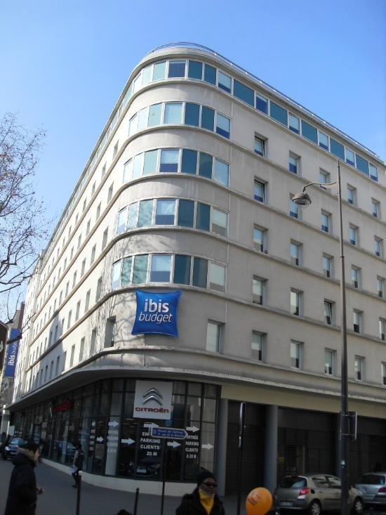 Ibis budget paris porte de vincennes hotel voir les - Hotel ibis budget paris porte d orleans ...