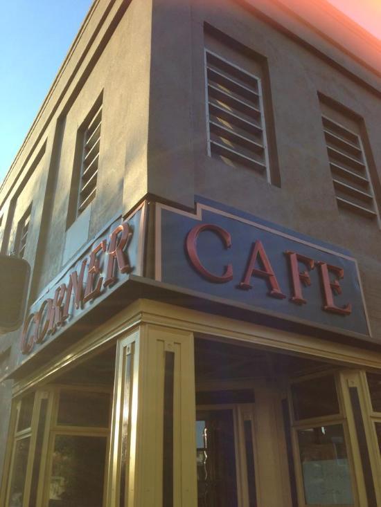 Corner Cafe Griffin Ga Hours