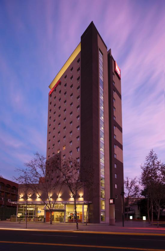 聖地亞哥普羅維登斯宜必思旅館