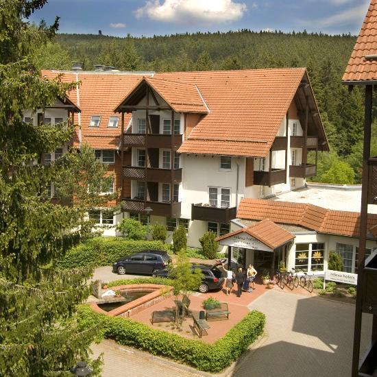 Relexa hotel harz wald braunlage tyskland hotel for Designhotel harz
