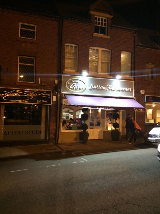 Best Restaurants In Lichfield