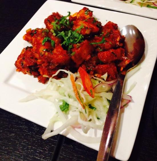 Restaurants saab 39 s grill in oadby and wigston with cuisine for Cuisine of india wigston