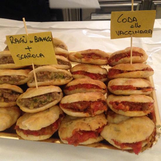 Ristorante da simo pane e vino in roma con cucina cucina for Piatti tipici cucina romana