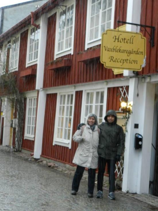 Vaxblekaregardens Hotel