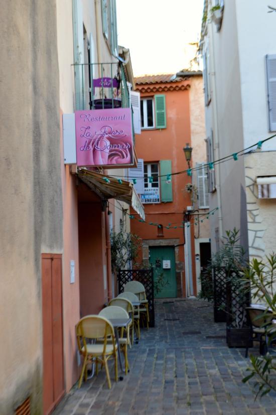 La rose de damas st rapha l restaurant bewertungen telefonnummer fotos tripadvisor - Restaurant la table st raphael ...