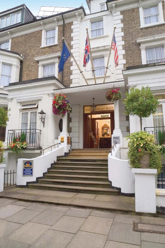 best western swiss cottage hotel from 87 london