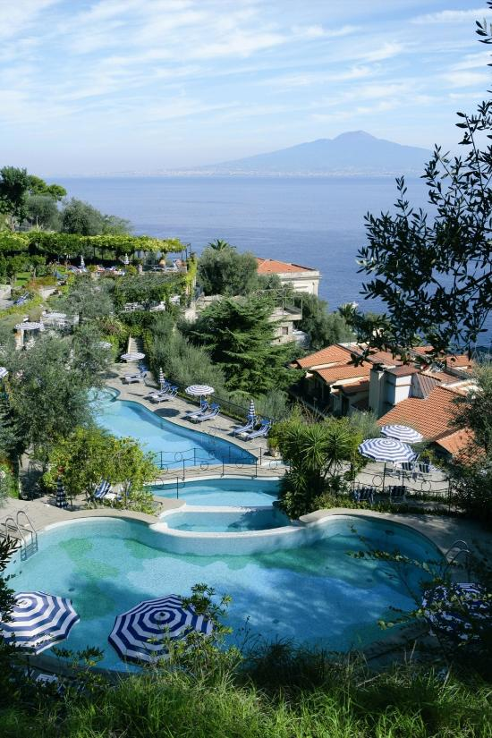 Grand hotel capodimonte sorrento italy hotel reviews - Hotel in sorrento italy with swimming pool ...