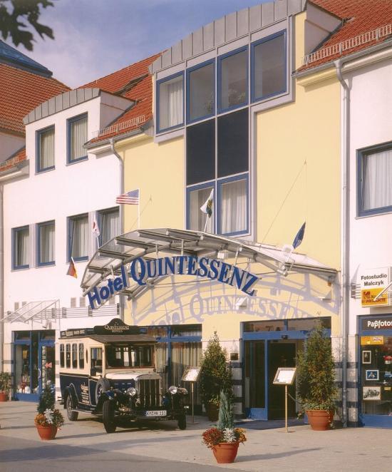 Hotel Quintessenz