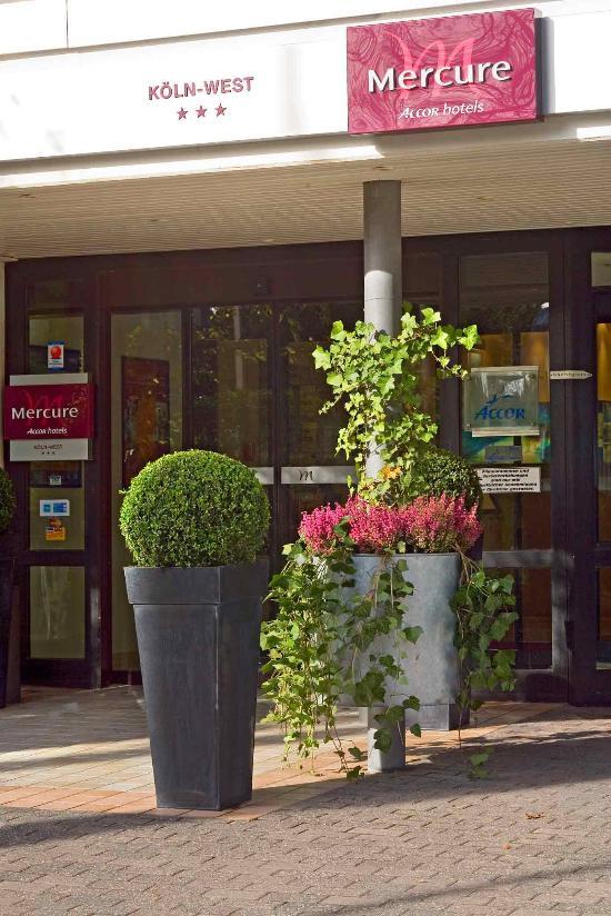 Mercure Koeln West Hotel Cologne Germany
