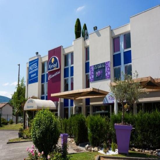 Kyriad Grenoble Sud - Eybens