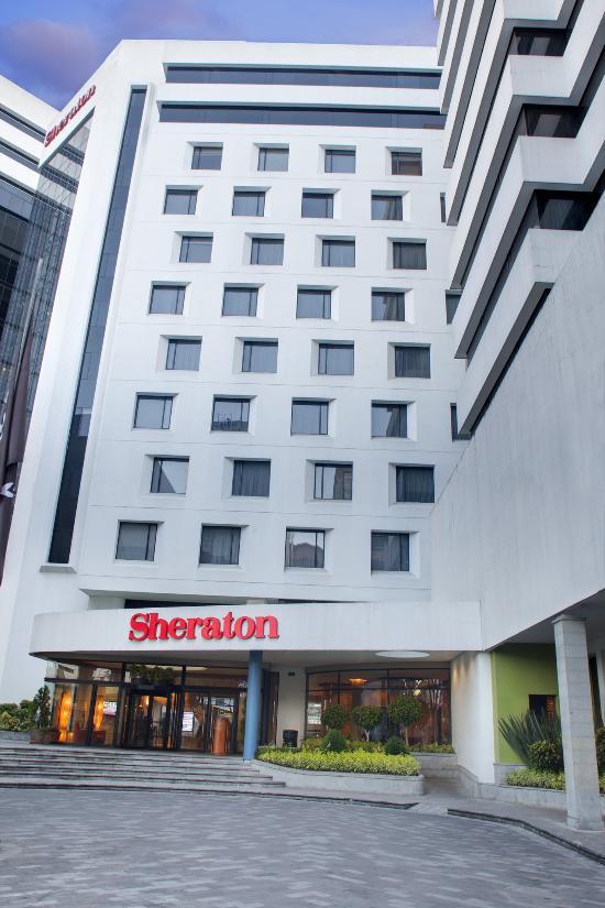 쉐라톤 키토 호텔